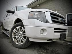 2011_Ford_Expedition EL_Limited 4X4 4dr SUV W/3'rd Row & NAVI_ Grafton WV