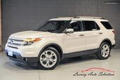 2011 Ford Explorer Limited 4WD 4dr SUV