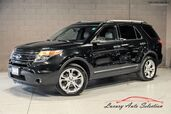 2011 Ford Explorer Limited 4x4 4dr SUV