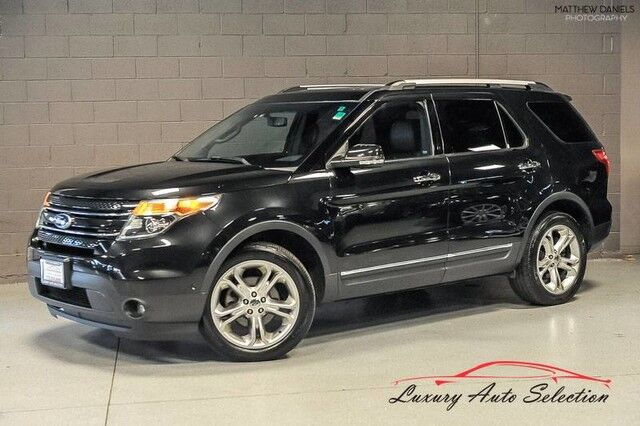 2011 Ford Explorer Limited 4x4 4dr SUV Chicago IL