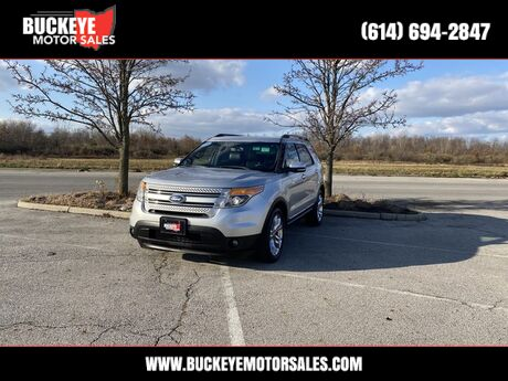 2011 Ford Explorer Limited Columbus OH