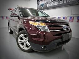 2011_Ford_Explorer_Limited Edition 4x4 4dr SUV W/3rd row & NAVI_ Grafton WV
