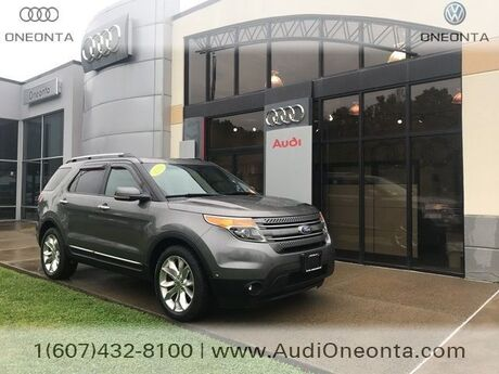 2011 Ford Explorer Limited Oneonta NY