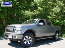 2011_Ford_F-150_4WD SuperCrew 145 FX4_ Pembroke MA