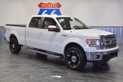 2011_Ford_F-150_CREWCAB 4WD 'LARIAT' LEATHER LOADED! BAD BOY WHEELS!_ Norman OK