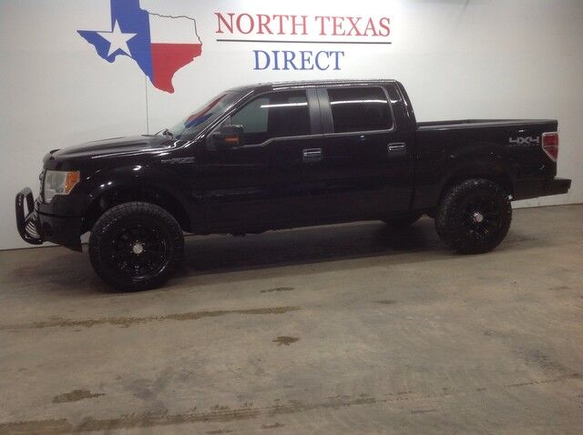 2011 Ford F-150 FREE DELIVERY FX4 4x4 Off Road Lifted Bluetooth 5.0 V8 Black Wheels Mansfield TX