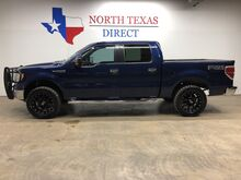 2011_Ford_F-150_FX-4 4x4 Lifted Leather Bluetooth Black XD Wheels 33_ Mansfield TX