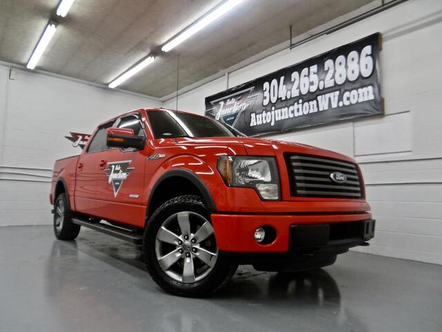 2011 Ford F-150 FX4 4X4 4dr SuperCrew ECOBOOST Grafton WV