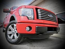 2011_Ford_F-150_FX4 4X4 4dr SuperCrew ECOBOOST_ Grafton WV