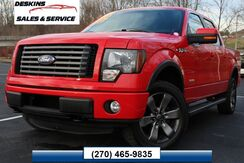 2011_Ford_F-150_FX4_ Campbellsville KY