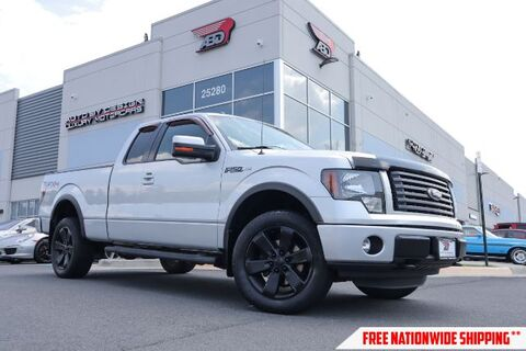 2011_Ford_F-150_FX4 SuperCab 6.5-ft. Bed 4WD_ Chantilly VA