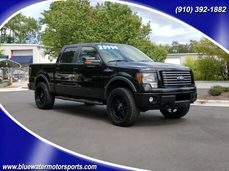 2011_Ford_F-150_FX4_ Wilmington NC