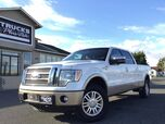 2011 Ford F-150 KING RANCH 4D 5 1/2