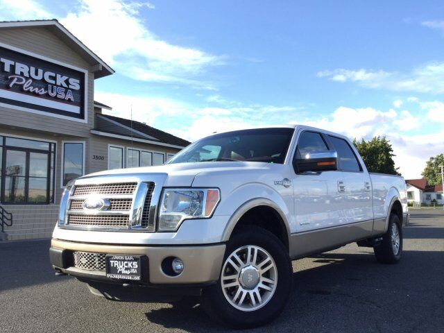 2011 Ford F-150 KING RANCH 4D 5 1/2 Union Gap WA