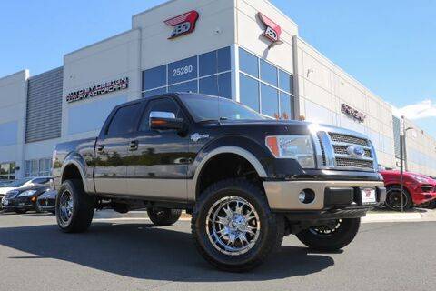 2011_Ford_F-150_King-Ranch SuperCrew 5.5-ft. Bed 4WD_ Chantilly VA