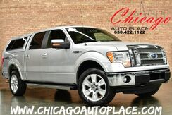 2011_Ford_F-150_Lariat - 1 OWNER 4WD LEATHER HEATED/COOLED SEATS SONY AUDIO SUNROOF WOOD GRAIN TRIM_ Bensenville IL