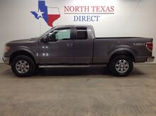 2011_Ford_F-150_Lariat 4x4 5.0 V8 Heated & Cooled Leather Bluetooth Sync_ Mansfield TX