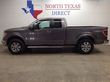 Ford F-150 Lariat 4x4 5.0 V8 Heated & Cooled Leather Bluetooth Sync 2011
