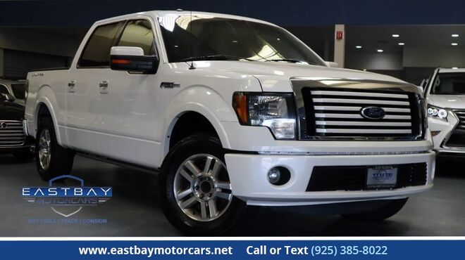 2011_Ford_F-150_Lariat Limited_ San Ramon CA