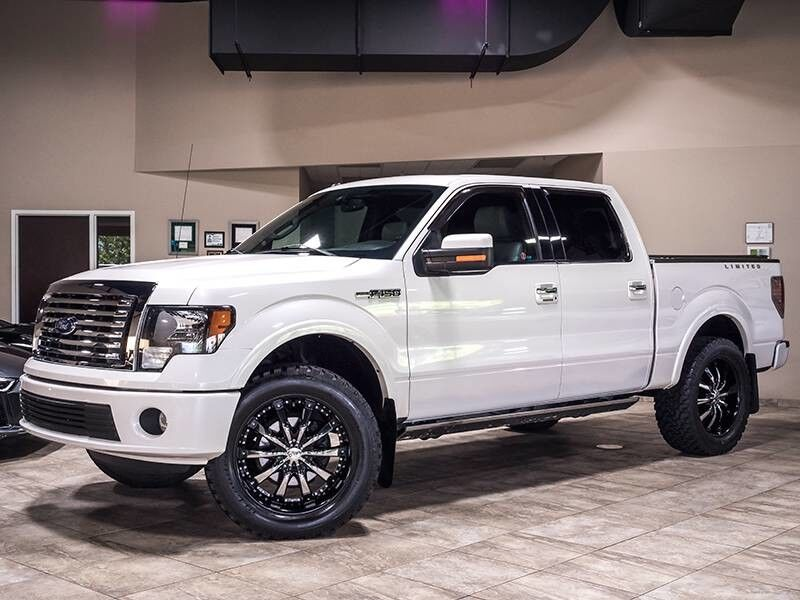 2011_Ford_F-150_Lariat Limited_ Chicago IL