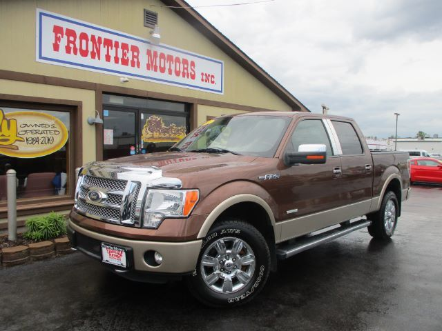 2011 Ford F-150 Lariat SuperCrew 5.5-ft. Bed 4WD Middletown OH