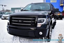 2011_Ford_F-150_Platinum / 5.0L V8 / Crew Cab / Heated & Cooled Leather Seats / Sunroof / Navigation / Auto Start / Sony Speakers / Bluetooth / Back-Up Camera / ROUSH Exhaust / Tonneau Cover / Tow Pkg / 1-Owner_ Anchorage AK