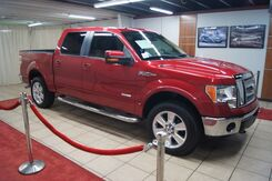 2011_Ford_F-150_Platinum SuperCrew 5.5-ft. Bed 4WD_ Charlotte NC