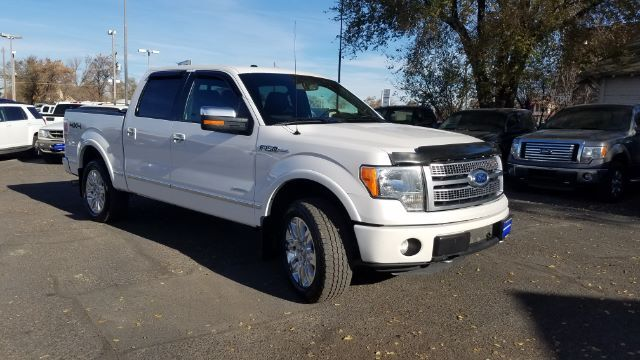 2011 Ford F-150 Platinum SuperCrew 5.5-ft. Bed 4WD Twin Falls ID