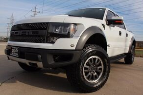 Ford F-150 SVT Raptor 2011