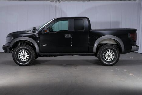 Ford F-150 SuperCab 6.2L 4x4 SVT Raptor 2011