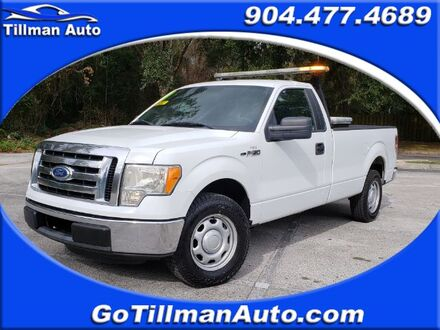 2011_Ford_F-150_XL 6.5-ft. Bed 2WD_ Jacksonville FL