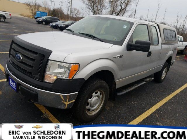 2011 Ford F-150 XL SuperCab 4WD 5.0L Milwaukee WI