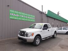 2011_Ford_F-150_XL SuperCab 8-ft. Bed 4WD_ Spokane Valley WA