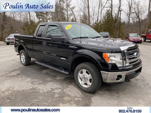 2011 Ford F-150 XLT Barre VT