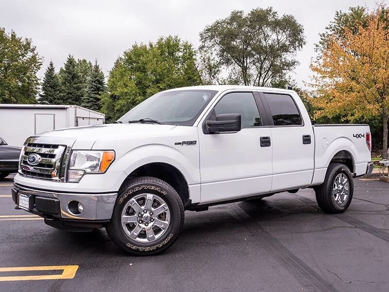2011_Ford_F-150 XLT_Pickup_ Chicago IL