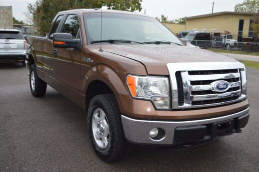 2011 Ford F-150 XLT SuperCab 6.5-ft. Bed 4WD Houston TX