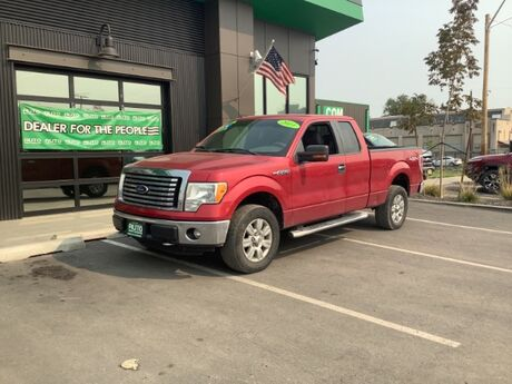 2011 Ford F-150 XLT SuperCab 6.5-ft. Bed 4WD Spokane Valley WA