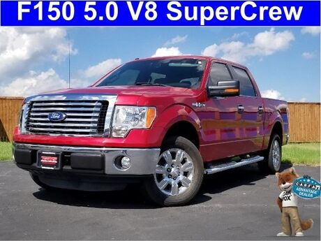 2011 Ford F-150 XLT SuperCrew 5.5-ft. Bed 2WD Azle TX