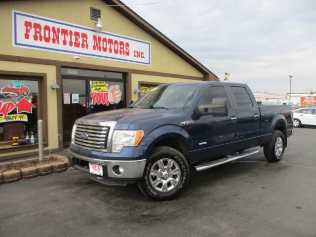 2011 Ford F-150 XLT SuperCrew 5.5-ft. Bed 4WD Middletown OH