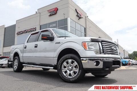 2011_Ford_F-150_XLT SuperCrew 6.5-ft. Bed 4WD_ Chantilly VA
