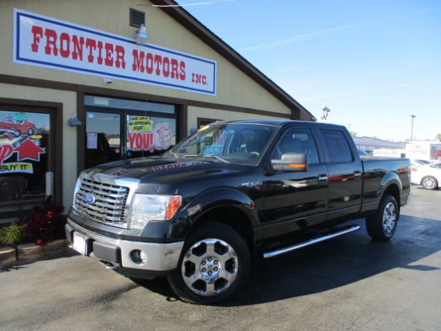 2011 Ford F-150 XLT SuperCrew 6.5-ft. Bed 4WD Middletown OH