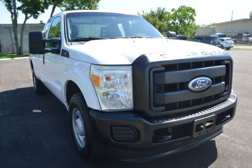 2011 Ford F-250 SD XL SuperCab 2WD Houston TX