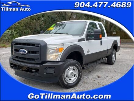 2011_Ford_F-250 SD_XL SuperCab 4WD_ Jacksonville FL