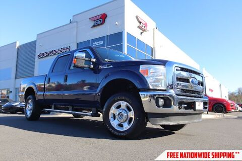 2011_Ford_F-250 SD_XLT Crew Cab 4WD_ Chantilly VA