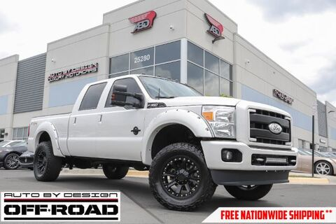 2011_Ford_F-350 SD_Lariat Crew Cab 4WD_ Chantilly VA