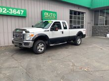 2011_Ford_F-350 SD_XLT SuperCab Long Bed 4WD_ Spokane Valley WA