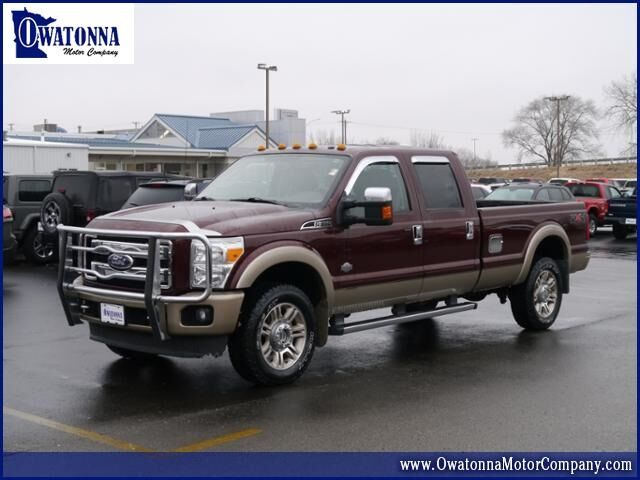 2011 Ford F-350SD King Ranch Owatonna MN