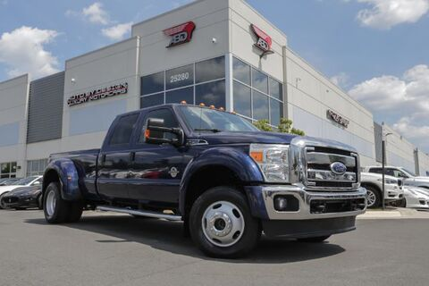 2011_Ford_F-450 SD_XLT Crew Cab DRW 4WD_ Chantilly VA