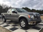 2011 Ford F150 2WD Supercab XLT
