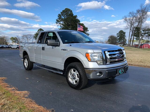 2011 Ford F150 4WD Supercab XLT Outer Banks NC